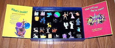 NESTLE MAGIC Disney (American US) Promo Display Case HERCULES LION KING ~ RARE