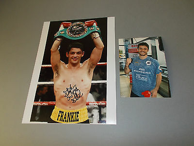 Stephen Smith  Boxer boxing  signed signiert Autogramm auf 20x28 Foto in person