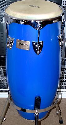 Tycoon Percussion Blue  TC-910CBLSP/S Concerto Spectrum Series Conga