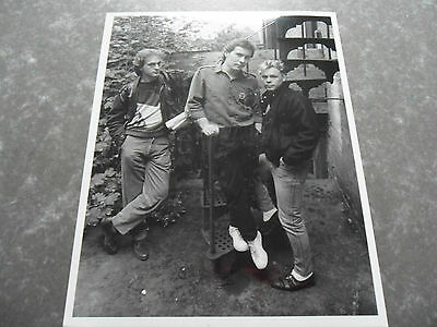 UB40 - Original Promotional / Press / Advertising Photograph - early 1980s