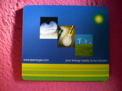 Motiv - BP ENERGIE- your Energy supply is your Conc - Mauspad 23 x 20 cm / NEU