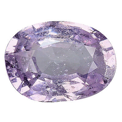 1.505Cts Formidable Top Luster Purple Natural Sapphire Oval Loose Gemstones