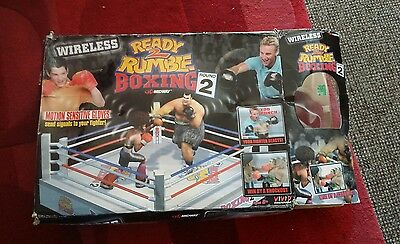Ready 2 rumble boxing game - Midway toy vintage Rare