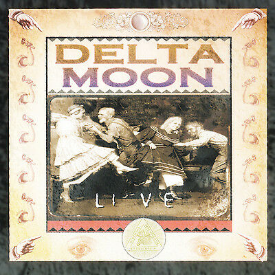 Blues CD Delta Moon Live