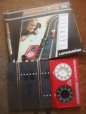 Boxed Scalextric Lapcounter Lap Counter