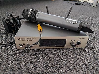 SENNHEISER EW300 G3 wireless microphone system