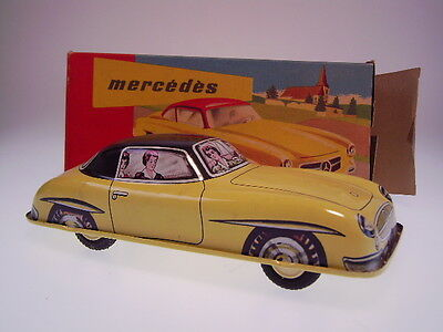 "Gspkw, Gsdb, Joustra 2042  ""mercedes Sl"" Fr, Like Neu/new/neuf In Box"