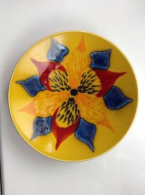 Poole Pottery - Delphis - Charger, Shape 4 by Jane Brewer