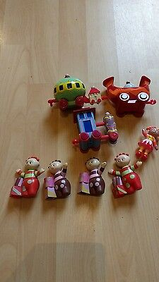 In The Night Garden Ninky Nonk Train And 5 Play Figures