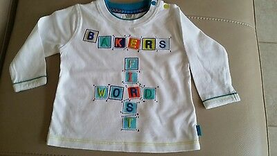 BAKER BABY Boys Long Sleeved Top - 6-9 months