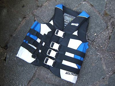 WATER ID Buoyancy Aid Watersports Sailing Sz M/L adult