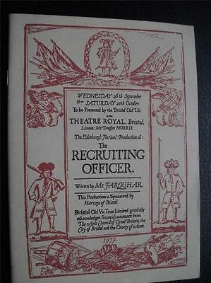 The Recruiting Officer Lindsay Duncan Pete Postlethwaite Daniel Day-Lewis