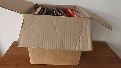 Commonwealth Stamp Collection In Box Albums/stockbooks Nz Aus Etc