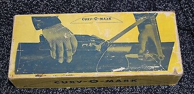 Curv O Mark  Contour Marker Pipe Layout Tool Welding Weld Pipefitter No.1
