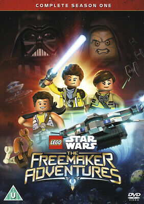 LEGO Star Wars: The Freemaker Adventures - Complete Season One DVD (2016) Bill