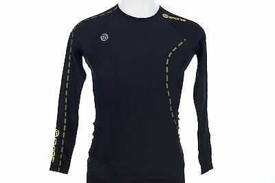 Skins DNAmic Dynamic Gradient Compression Top MEDIUM Running Active Base Layer