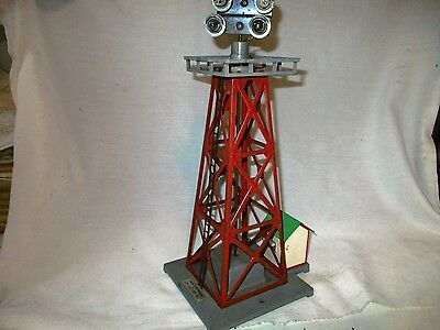Vintage 1951-1956 American Flyer #774 Floodlight Tower Excellent