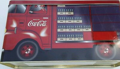 Coca cola. Delivery truck  tin. Vgc!!