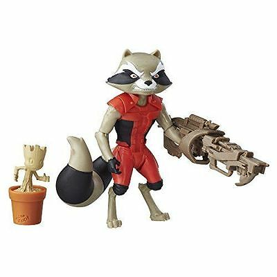 New Marvel Guardians of the Galaxy 6 inch Action Figure - Rocket Raccoon