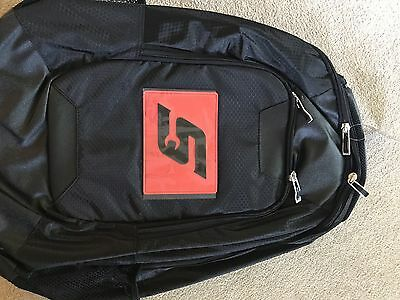 Snap On Rucksack Black/red New