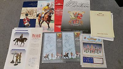 Britains catalogues 1989, 93,94 and other