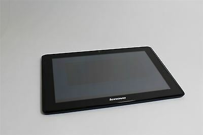 Lenovo A7600-F Tablet, 10.1'', 16Gb, Black/blue ()