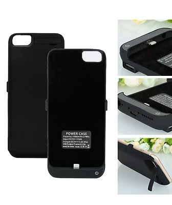 10000mAh External Battery Charger Case Cover For iphone 7 / 6S / 6 plus Recharge