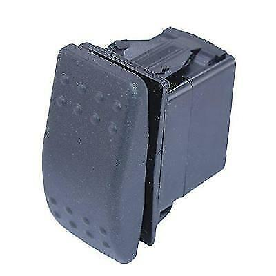 DC Switch Momentary ON-OFF-ON Single Pole Double Throw Switch New