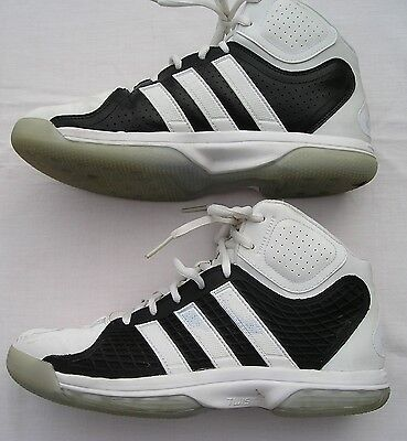Mens ADIDAS Dwight Howard #12 BASKETBALL BOOTS SHOES - Size 10.5 US