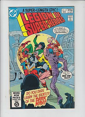 DC Comics The Legion of Superheroes Comic No 270 - December 1980
