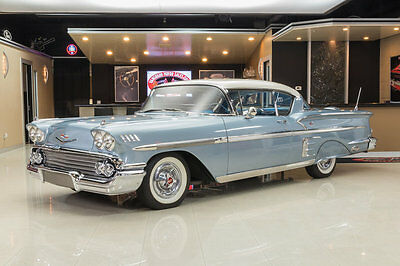 1958 Chevrolet Impala  Frame Off, Rotisserie Restored! 348ci V8, PowerGlide, PS, PB, Continental Kit!
