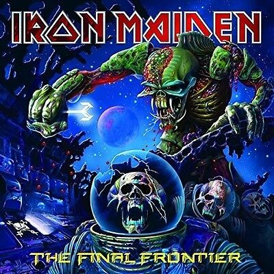 Iron Maiden - The Final Frontier  2 Vinyl Lp Neu