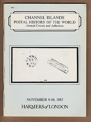 Auction Catalogue – Channel Islands & Postal History