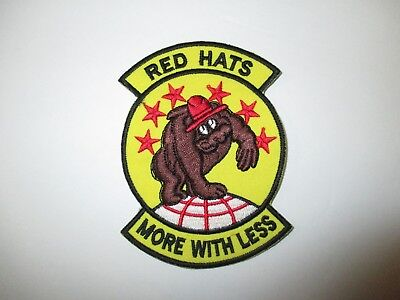 b6653 US Air Force Black Ops Red Hats More Less 6513th Sq Groom Soviet Mig IR24C