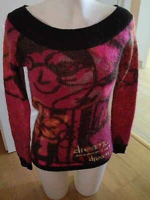 pull femme taille M Desigual