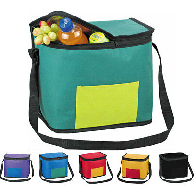 Large 13L Cooler Cool Bag Box Picnic Camping Food Drink Festival Shopping Ice