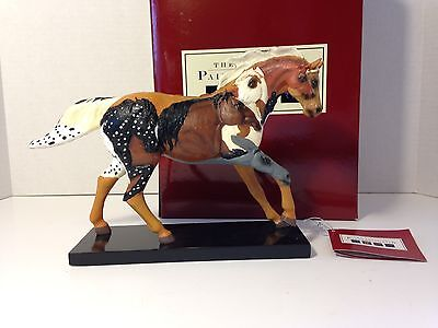 Trail Of Painted Ponies-YEAR OF THE HORSE 1E 3793 NIB