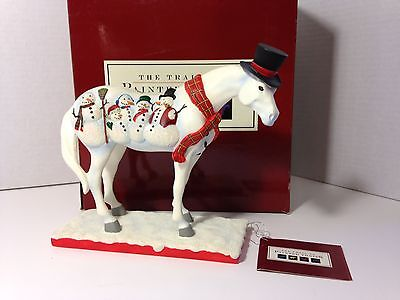 Trail Of Painted Ponies-FROSTY 1E 0903 Low Number NIB