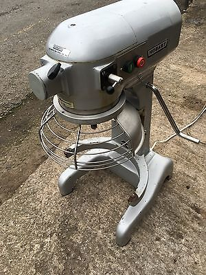 Hobart A200 20 QT Dough Mixer with Safety Guard