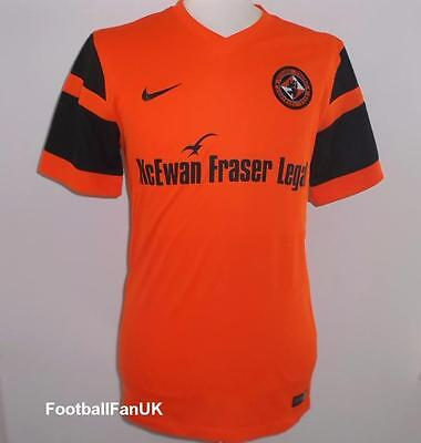 DUNDEE UNITED Nike 2016/17 Home Shirt NEW S,M,XL,XXL 16/17 Jersey Top Kit Utd