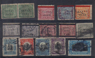 Canal Zone 1904-21 Collection