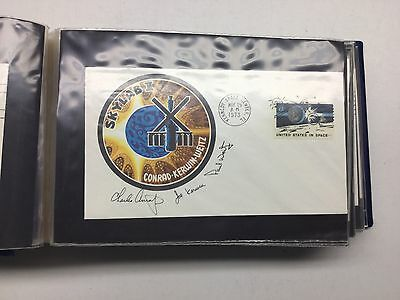 100 FDC Space Covers 1973 Mostly US And Russian Some Spain