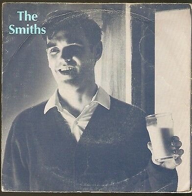 "THE SMITHS - What Difference Does It Make? - UK 7"" single (VG+/VG) Rough Trade"