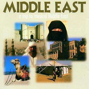 NEU CD  - Mittlerer Osten - Middle East-A Trip To Musical Middle Eas #G56913889