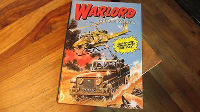 WARLORD Book For Boys Annual 1986.