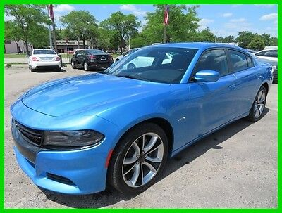 2015 Dodge Charger Road/Track 2015 Road/Track Used 5.7L V8 16V Automatic RWD Sedan clean clear title carfax we