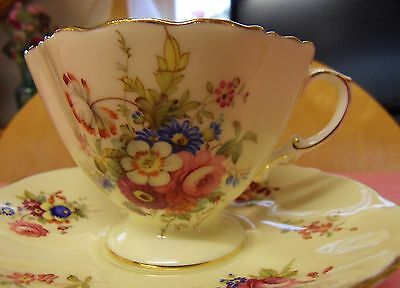 Lovely Early Hammersley Howard Sprays Tea Cup And Saucer
