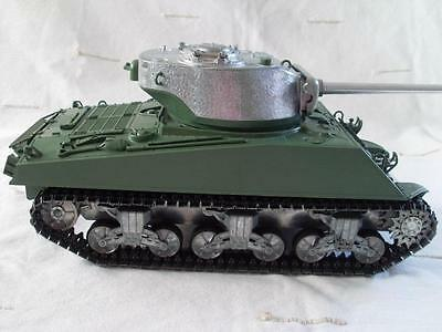 Taigen/Imex M4a3 76mm Sherman 1:16 RC Scale Tank UK Seller