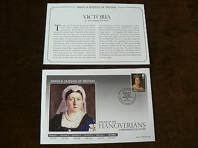 Victoria, Kings & Queens of Britain, Age of Hanoverians, Mercury Cover 2012