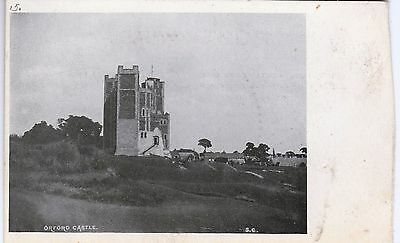 WW1 era postcard of Orford Castle, Suffolk